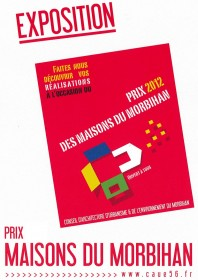 affiche exposition Prix maison 2012 redim
