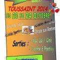 alsh toussaint 2014 affiche