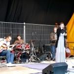 2012_06 fête de la musique Elsa Quartet